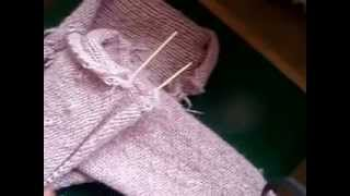 How to Knit / Make Long John with Prym Knitting Mill Thumbnail