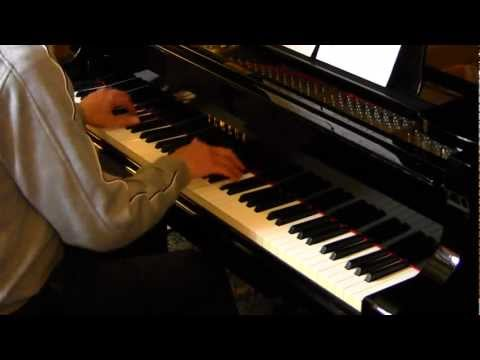 Emerson Lake & Palmer: TARKUS For Piano - Massimo Bucci (1st Version)