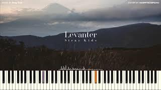 Download lagu Stray Kids (스트레이 키즈) - 바람 (Levanter) [PIANO COVER]