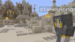 Minecraft Xbox - Quest For The Ark Of The Covenant - Sandy City [3]