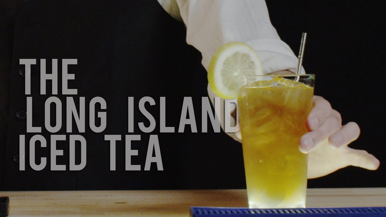 What Is A Long Island Iced Tea Made Out Of