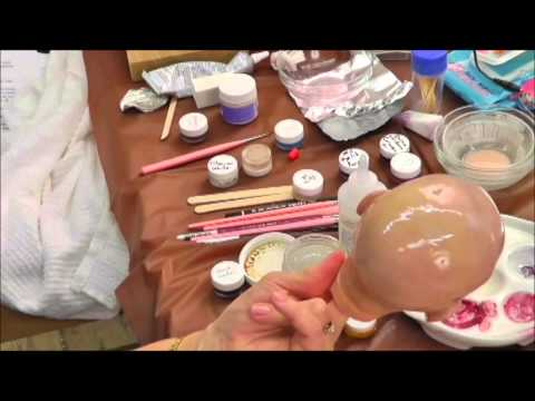 The Art of Reborn Doll Making - Beginner's Complete Techniques - Series1.wmv