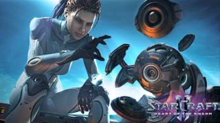 StarCraft 2 Heart of the Swarm OST - Whispering from the Stars