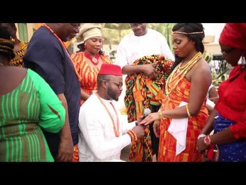 Ewurasi + Nnamdi , Traditional Marriage Ceremony  , POSSIBLE-IMAGE, GHANA