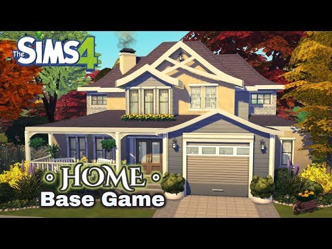 •-home-•-base-game-nocc-stop-motion-speed-build