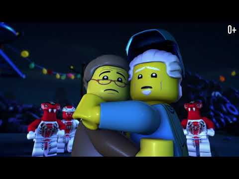 LEGO Ninjago: Мастера Кружитцу. Полные с 1 сезон на русском!