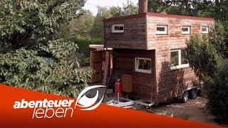 Tiny House: Das Riesen Geschäft Mit Dem Kleinen Haus   Teil 1/4   Abenteuer Leben   Kabel Eins