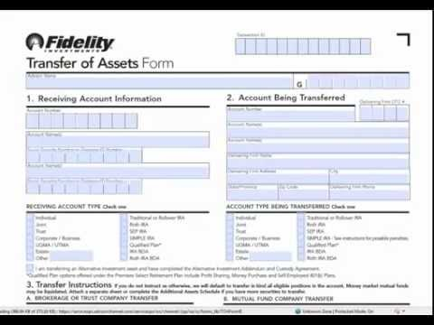 Transfer of Assets