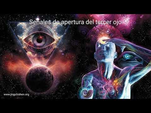 Señales de apertura del tercer ojo, de expansión de la conciencia y de la quinta dimensión