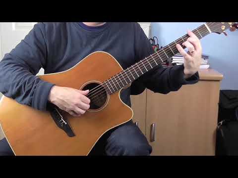 Tears In Heaven - Guitar Tutorial