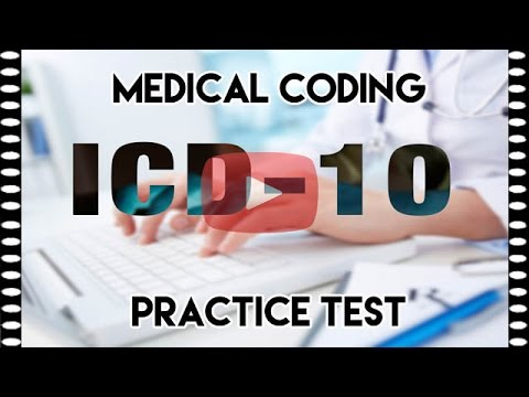 ICD-10 Practice Question — Medical Coding Practice Test