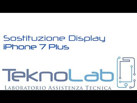 Sos Uzione Riparazione Display Iphone Plus Teknolab Salerno