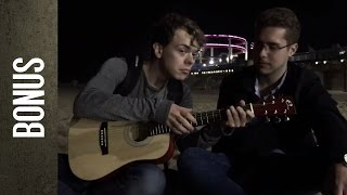 """Lost and Found (Live Acoustic)"" - Levi Randall & Alex Zaichkowski // Lost & Found Music Studios"