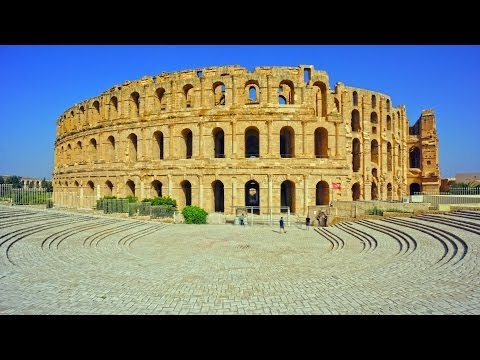 El Jem , Tunisia  HD