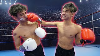 BOXING My Twin Brother For $10,000!