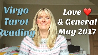 virgo may 2017 tarot reading love general first the tower then getting naked in a fountain