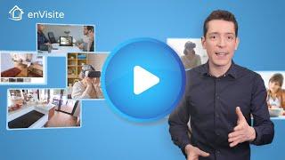 enVisite solution de visite virtuelle immobilière