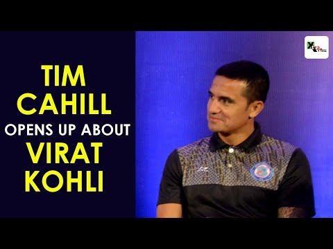 Exclusive: Australian football genius Tim Cahill opens up about Virat Kohli