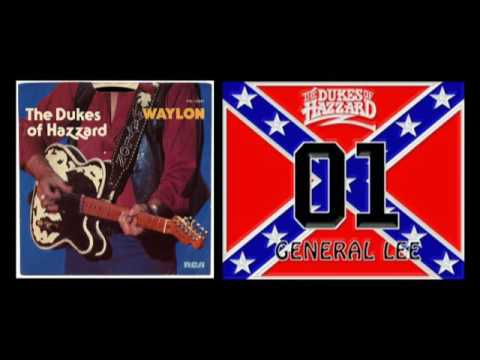 Waylon Jennings - Good Ol' Boys / Thème de la série The Dukes of Hazzard (Shérif, fais-moi peur)