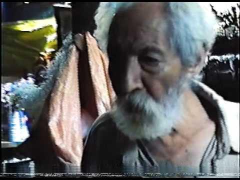 Entrevista al curandero Nando Gadea, esposa y pacientes. JINOTEGA, NICARAGUA.