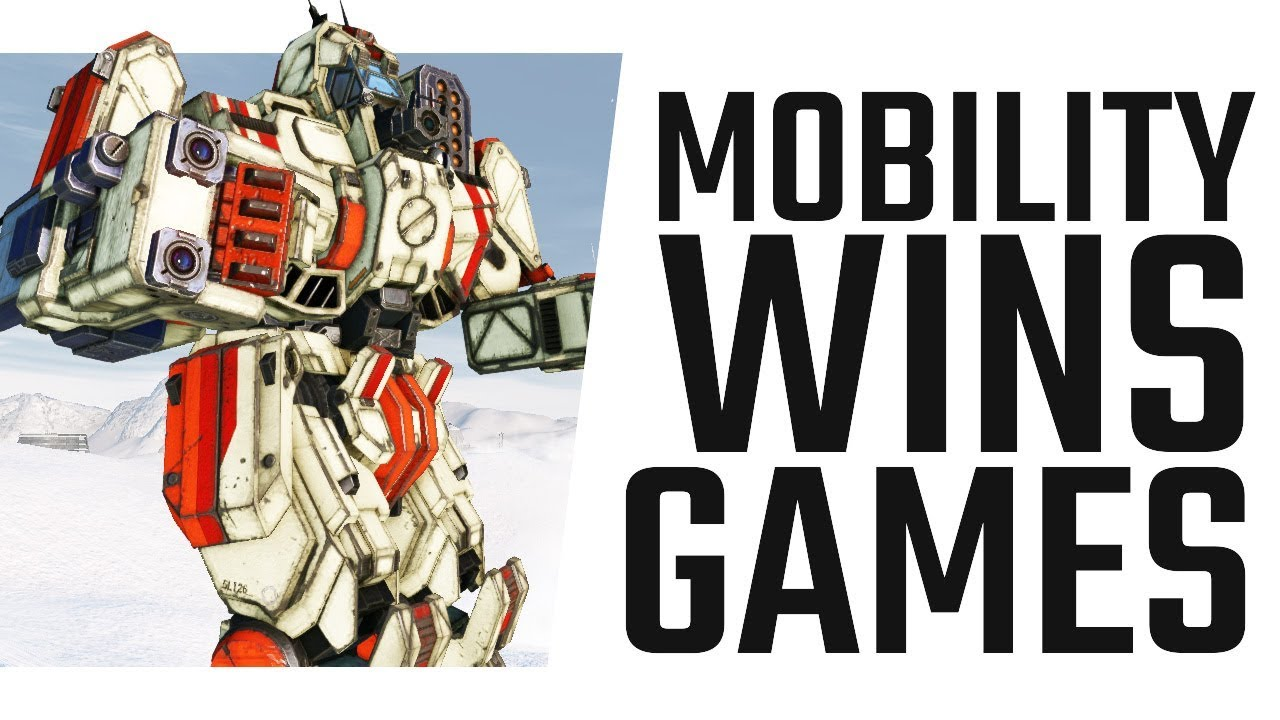 Mobility wins games! Wolverine WVR-7K Build - Mechwarrior Online The Daily  Dose #601