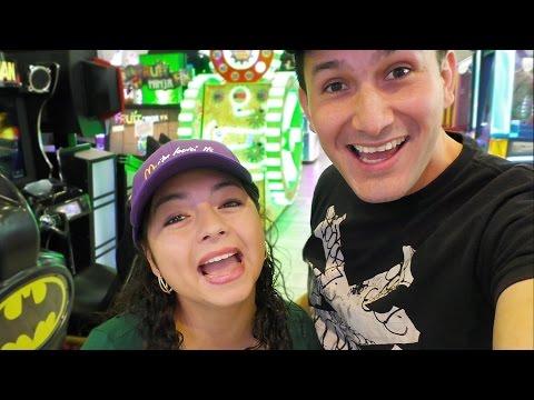 Fun at the World's Largest McDonald's Arcade!!!