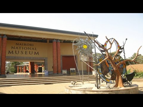 THE NAIROBI NATIONAL MUSEUM, AFRICAN CULTURAL HUB