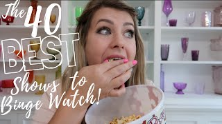 🎬 THE BEST SHOWS TO WATCH! 2018 | Binge NETFLIX, Hulu, HBOGo, Amazon Prime // pink after blue