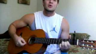 On the Way Down, Ryan Cabrera Cover