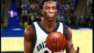 NBA 2K11 - Hasheem Thabeet Tribute