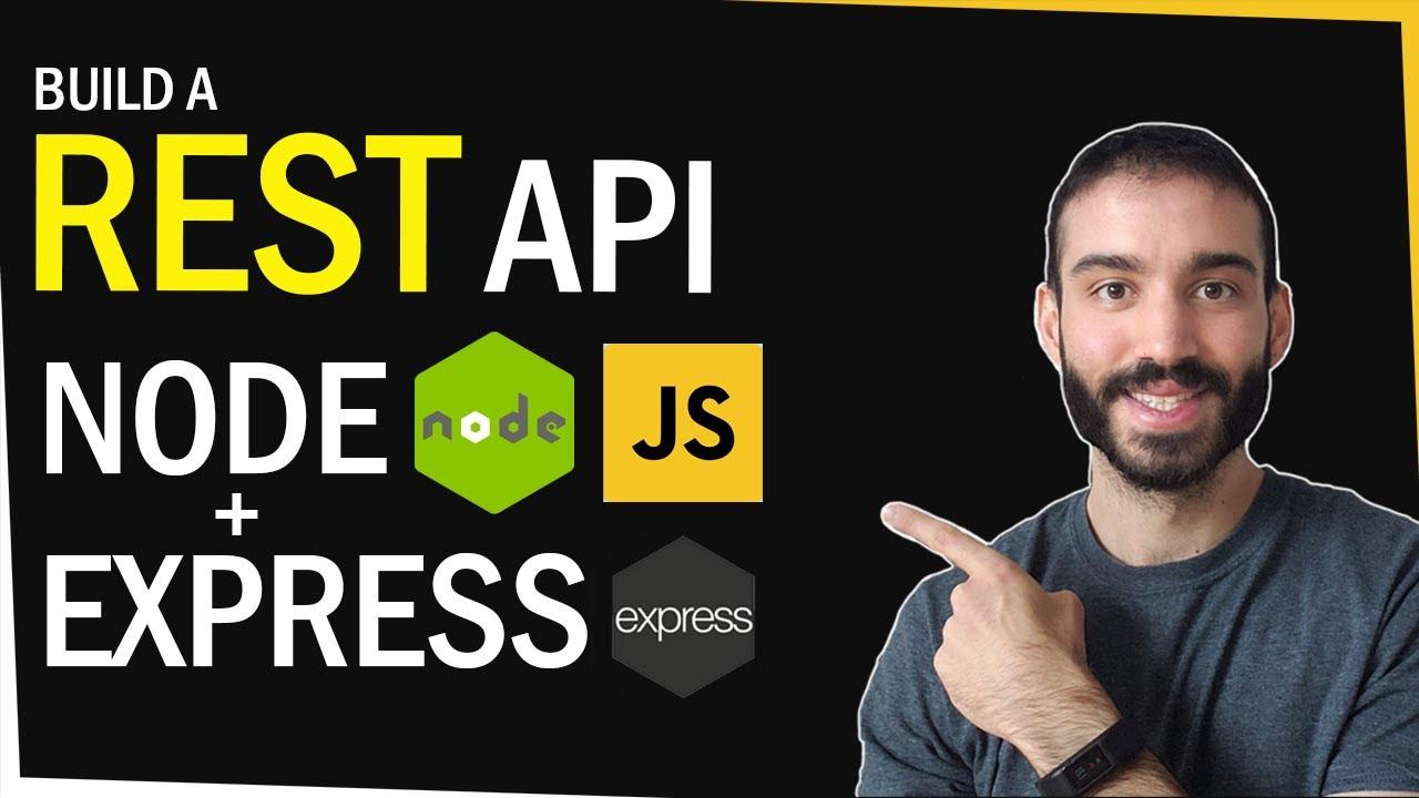 REST API with NodeJS + Express + Docker Tutorial
