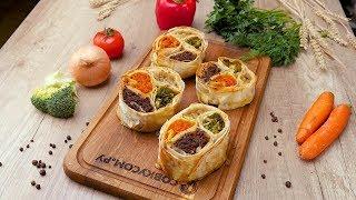 Лаваш «Калейдоскоп» - Рецепты от Со Вкусом