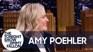 Amy Poehler and Nick Offerman Make Light of Competition for Making It