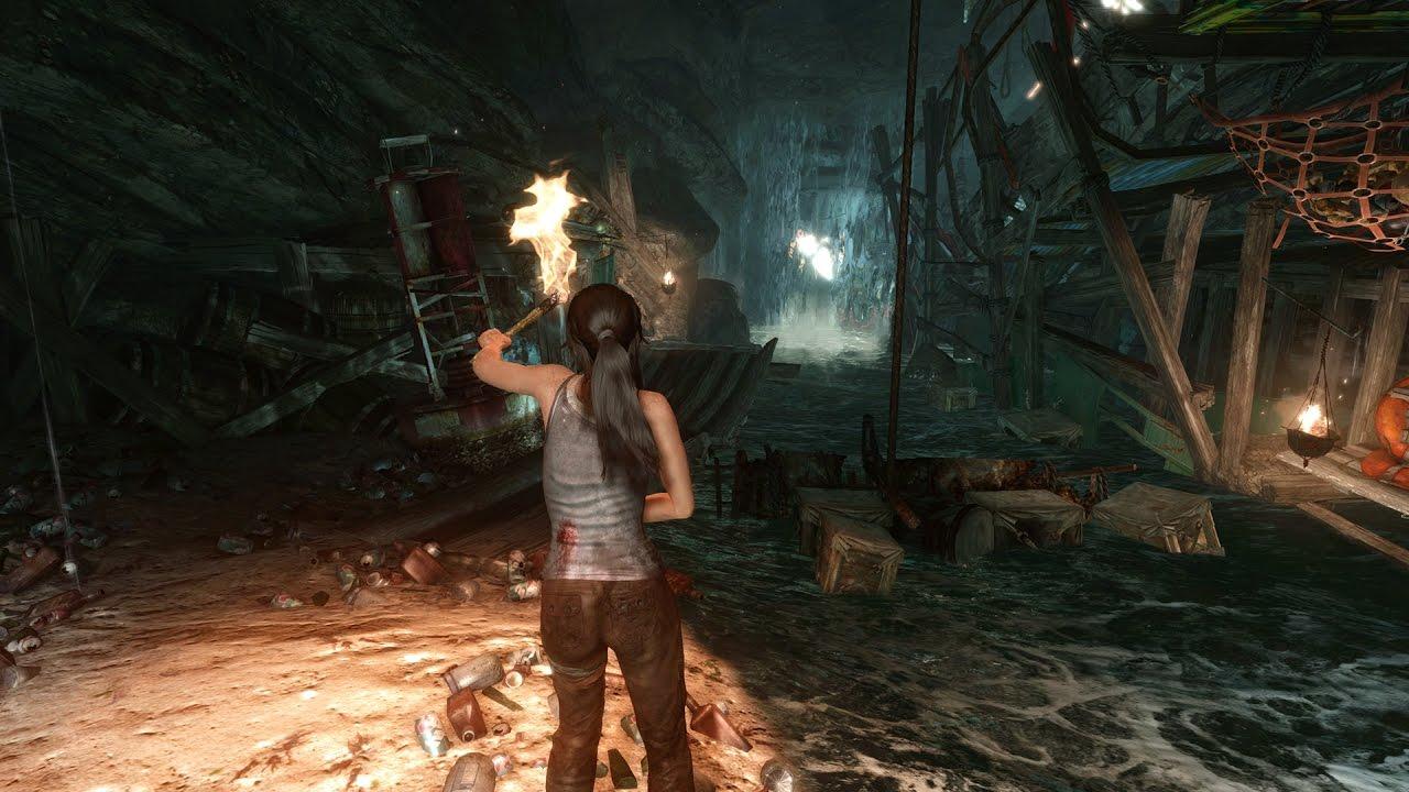 Tomb Raider 2013 Reshade Youtube