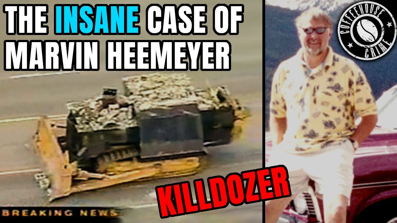 He Destroyed a Town in Revenge | The Case of Marvin Heemeyer (Killdozer)