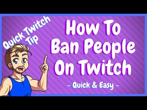 twitch ban command