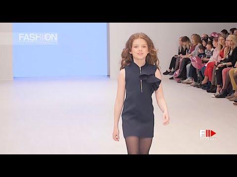 NAVY KIDS Belarus Fashion Week Fall Winter 2017 2018 - Fashion Channel