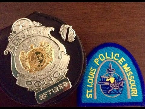 St. Louis Metropolitan Police Officers Remembrance