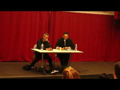 Syd Tha Kyd - Interview at New York University (Sony Music)
