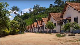 Passeio Na Fazenda Itaiquara Com Mina Dágua E Casas De Colônias Em Tapiratiba Sp