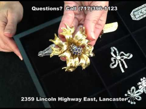 Antique Vintage Estate Jewelry Buyers Dealers Veleska Jewelry (Lancaster PA) Cameos and Brooches