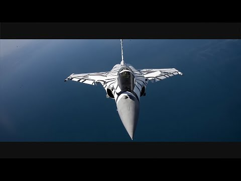 French Air Force and French Naval Aviation [4K]