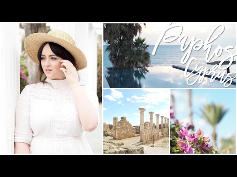 Paphos, Cyprus! | Becca Rose Travel Vlog