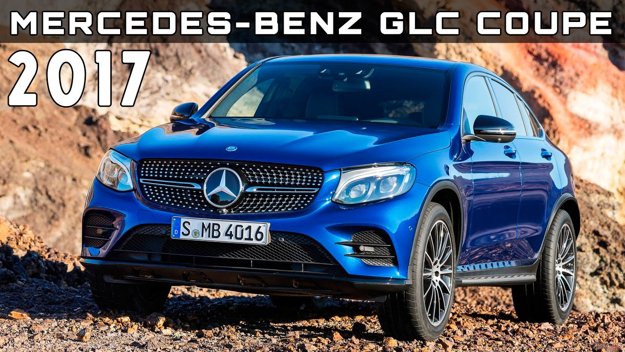 2017 Mercedes Benz Glc Coupe Review Rendered Price Specs Release Date
