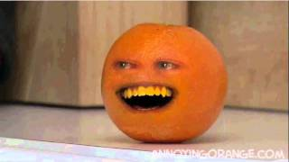 Annoying Orange laughing 10 minutes