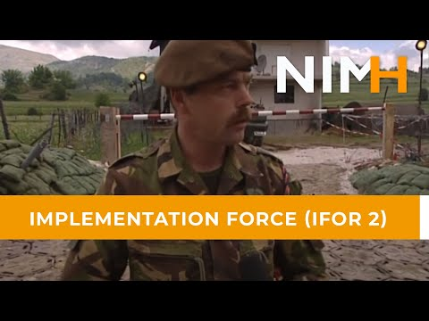 Implementation Force (IFOR 2)