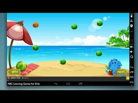 Preschool ABC Learning Games for Children on Vimeo