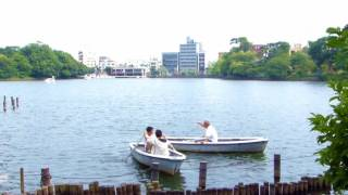 20170716洗足池水辺の景観