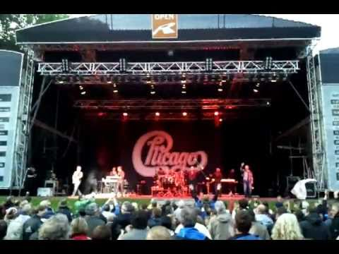 Chicago - live Hamburg Stadtpark 2011 - 25or6to4