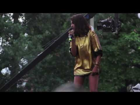 M.I.A. Bamboo Banga At Pitchfork Chicago